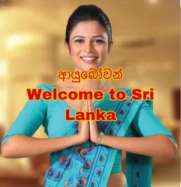 help you anything related to Sri Lanka
