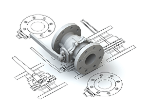 I will draw 2d drawings, blueprints with dimensions in Solidworks