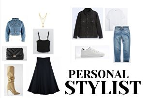 I will be your personal stylist