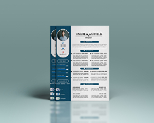 I will design Professional CV or Resume and Cover Letter