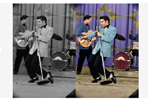 I will colorize 10 black and white photos
