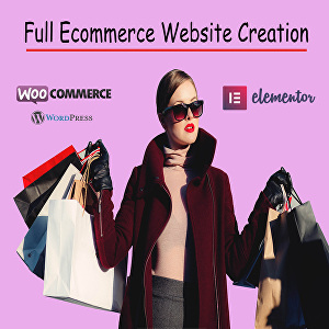 I will create an efficient dropshipping eCommerce website