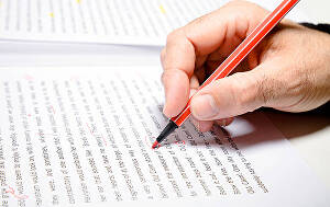 I will Professionally Proofread and Fully Content Edit Your Document of 2000 words in 48hrs