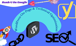 I will do WordPress on-page SEO and technical optimization