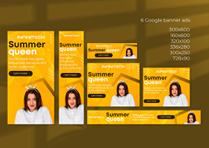I will design professional google banner ads or AdWords display ads
