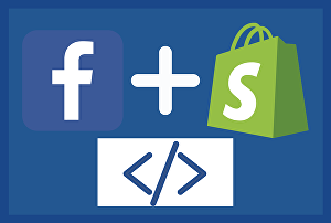 I will connect your Shopify store to a Facebook pixel