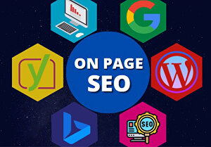 I will do on page SEO service for your website ranking