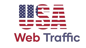 I will bring organic social USA traffic with low bounce rate