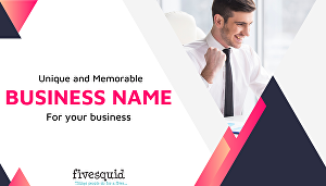 I will create a unique brand name and slogan for your business