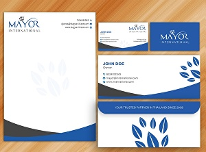 I will  design modern logo, business card and stationery