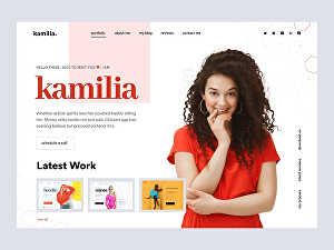 I will design awesome wordpress website for you