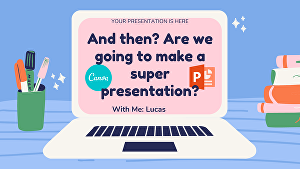 I will Design Powerpoint or Canva Presentation