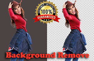 I will remove background of your images