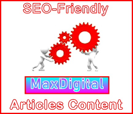Create 300-500 Words HQ Article Content with an SEO-Friendly Approach by UK Native Citizen