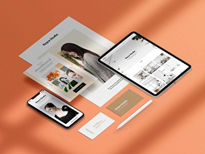 I will create a mock up of your product in 24h