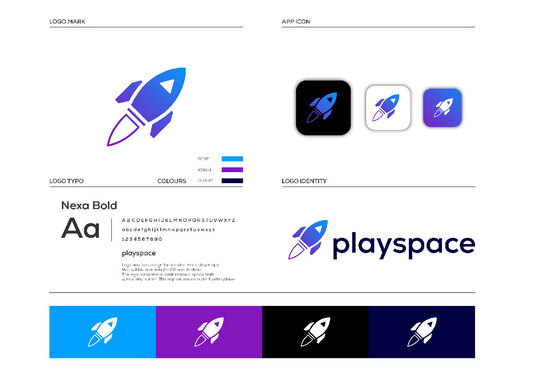 create a logo and brand design for the company