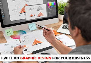 I will do Any type of Graphic Design for You
