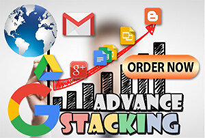 I will Provide domain authority stacking to increase the trust of your site