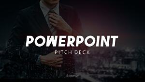 I will design your powerpoint presentation to look amazing