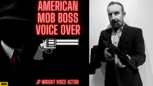 I will voice over 100 words as a New York American Mob Boss