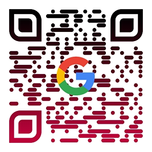 I will Provide three high quality colorful qr codes