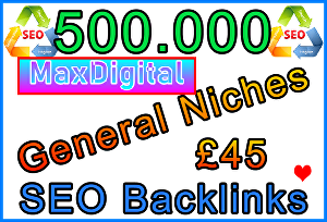 I will Submit 500,000 Tiered Type SEO Ultra-Safe Link-Juice