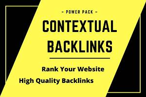 I will Create 500+ wiki articles contextual backlinks for SEO Website Ranking