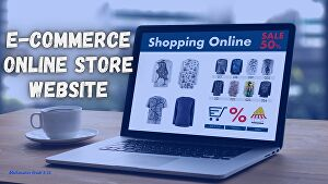 I will create WordPress eCommerce online store website with unlimited revision