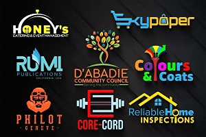 I will Design Logo and Banner For Ecommerce Shopify Store