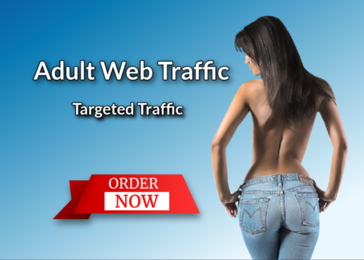drive real adult web traffic to your dating website