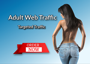 I will drive real adult web traffic to your dating website