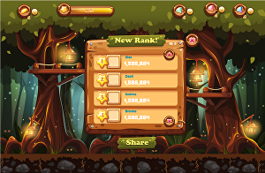 I will do ui design for your game