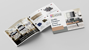 I will design professional multipage product catalogue, product brochure, line sheet