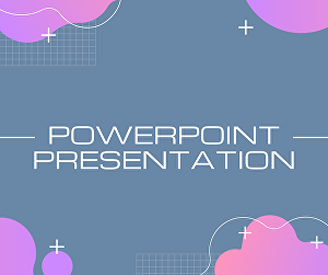 I will create professional powerpoint presentation