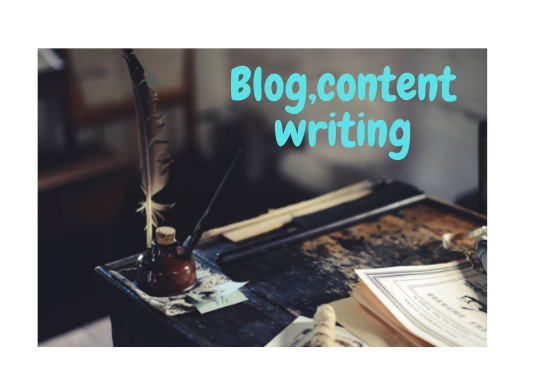 do SEO article writing, blog writing, content writing of 700 Words on any Topic