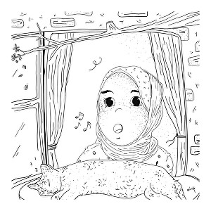 I will create amazing line art illustration for kids and adults