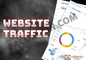 I will provide UNLIMITED Targeted Website Traffic Social Visitors