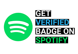 I will Verify Your Spotify Account with Blue Mark