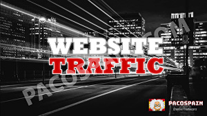 I will give you 90,000 traffic to your website
