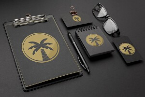 I will design unique luxury Modern Minimal Logo for your business