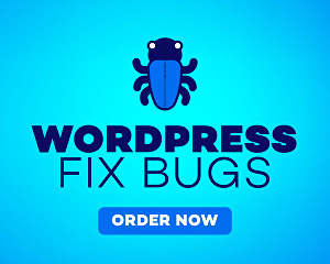 I will fix your WordPress issue