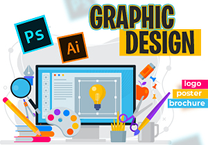 I will do any Graphic design work for your business