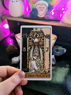 I will read your Work Future with tarot cards