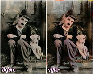 I will Colorize black and white photos