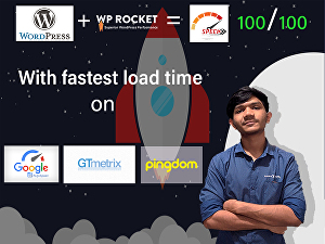 I will optimize WordPress website and increase the speed