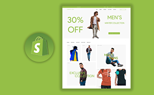 I will develop a shopify store