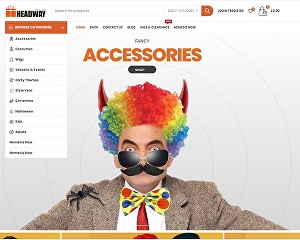 I will design a WordPress website integration Ecommerce functionalities and max 10 product upload