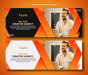 I will Design Stunning Facebook Page cover