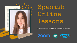 I will teach you spanish online