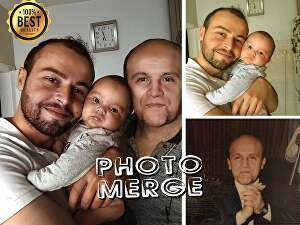 I will combine two or more pictures, merge photos and remove unwanted person or object naturally